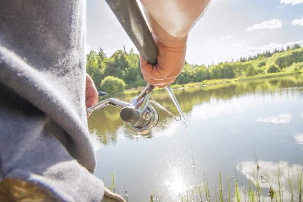 Fishing Holidays in Cornwall Meadow Lakes Holiday Park